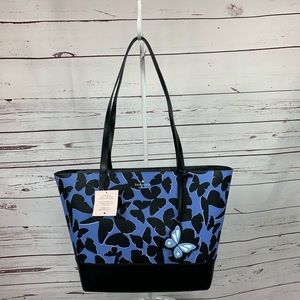 Kate Spade Butterfly Adley Tote